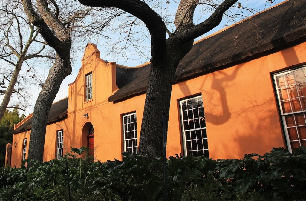 Spier Manor House