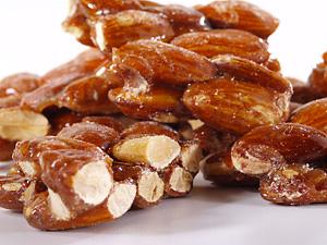 Pinenut & almond tamaletjies