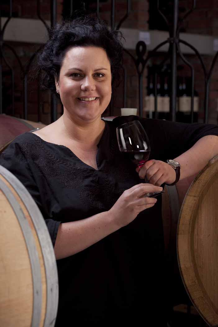 Elzette du Preez De Grendel Winemaker