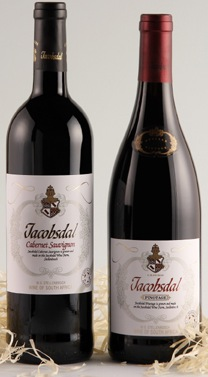 Jacobsdal Cabernet Sauvignon & Pinotage