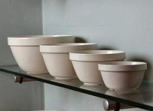Pudding Bowls at the ready