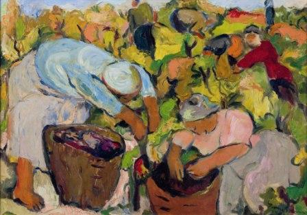 IRMA STERN Grape Pickers