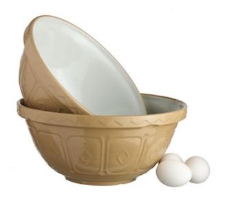 Mason mixing bowls