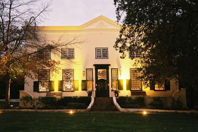 Uitkyk Manor House - Stellenbosch