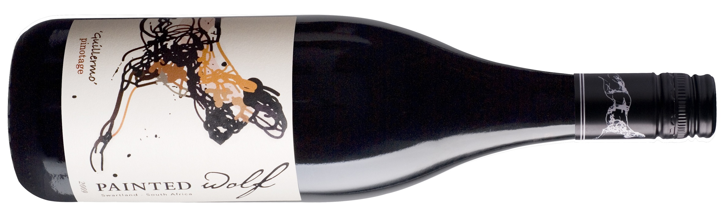 Painted wolf guillermo pinotage 2009 – 31:10:12