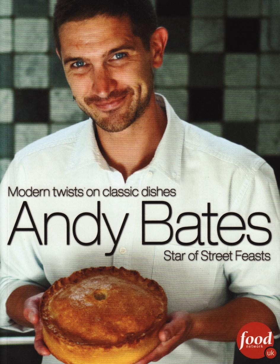 Food Network Andy Bates