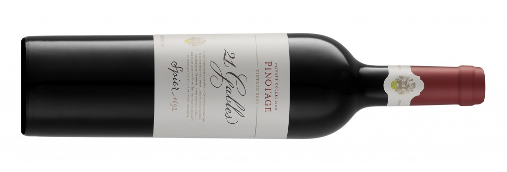 Spier 21 Gables Pinotage 2009