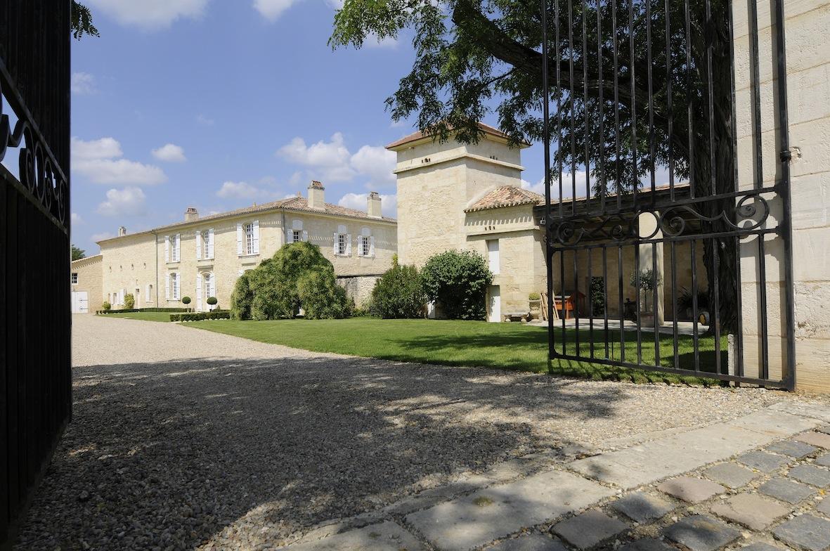 Chteau de Sours viti-vinicole Fabre de Marien Architectes
