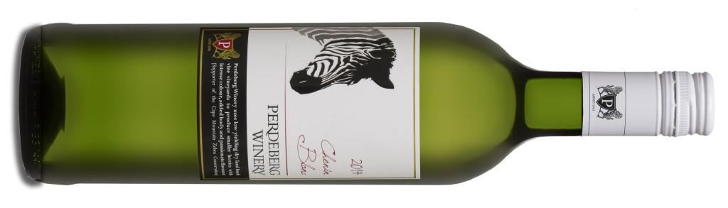 Perdeberg Chenin Blanc 2014 in its new livery