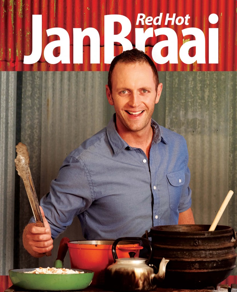 Red Hot by Jan Braai published by Bookstorm
