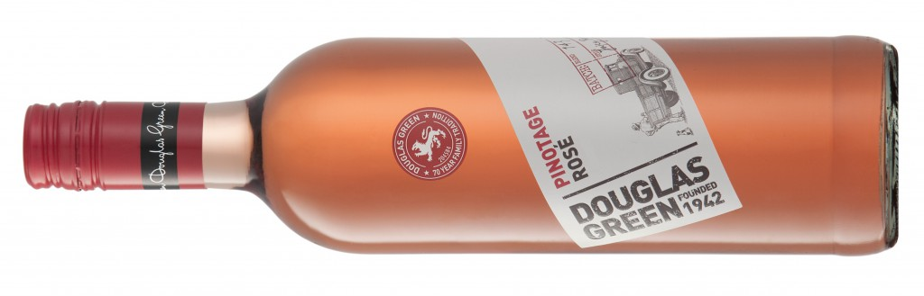 Douglas Green Pinotage Rosé 2014