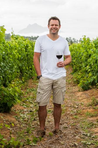 Wim Truter - Winemaker of red wines (2) - LR