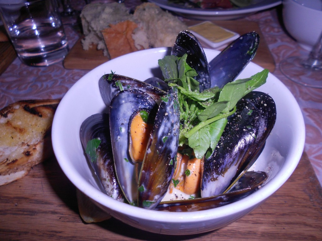 Mussel Hot Pot