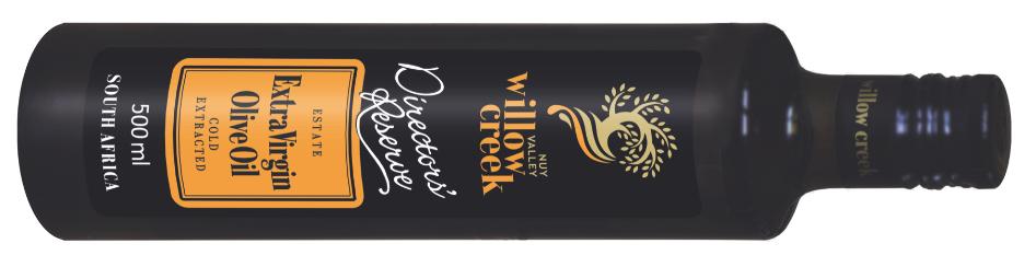 Willow Creek Directors Reserve Extra Virgin Olive Oil