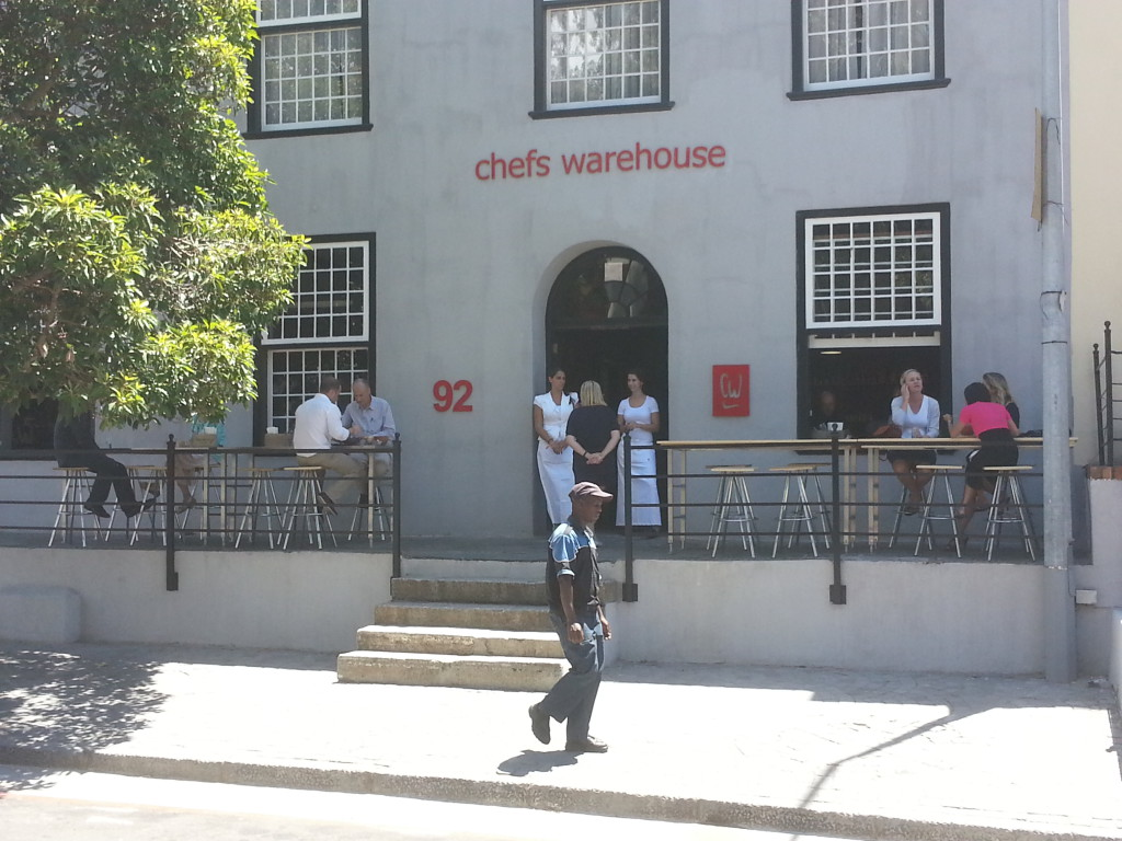 Chef's Warehouse, 92 on Bree  Beautiful old Georgian building