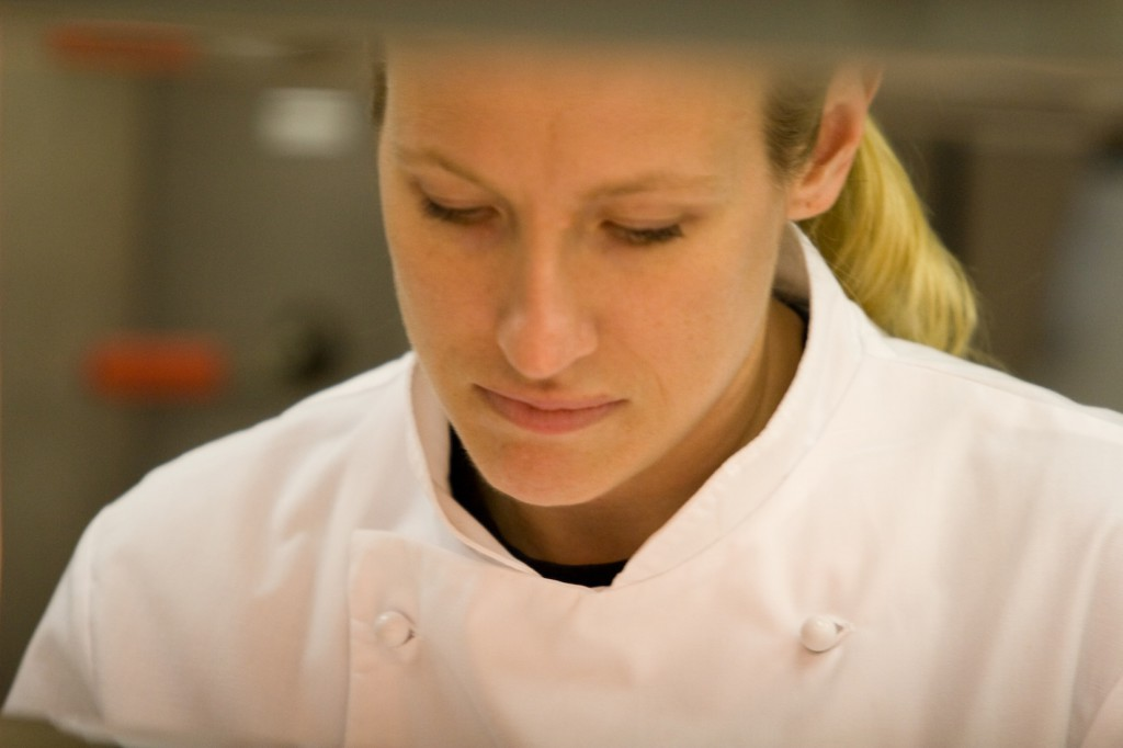 Jocelyn Myers-Adams Executive Chef at The Table Bay