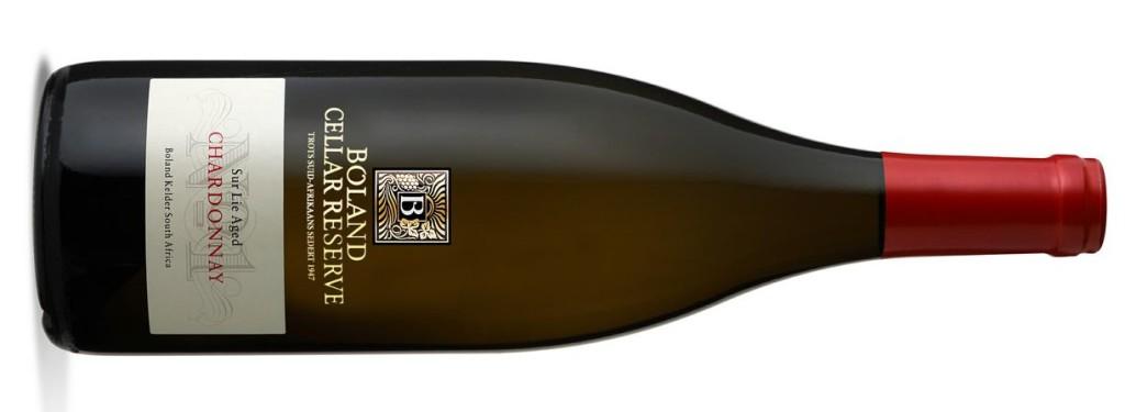 Boland Cellar Reserve Sur Lie Aged Chardonnay 2012