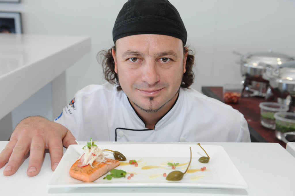 Jason Franco Sous Chef at The Table Bay