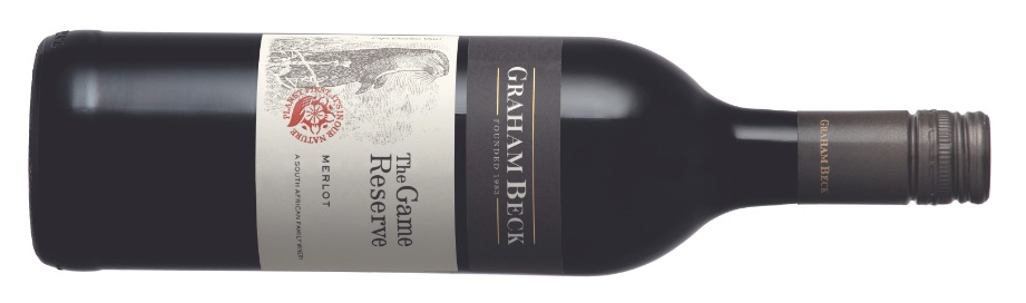 Graham Beck The Game Reserve Merlot 2012