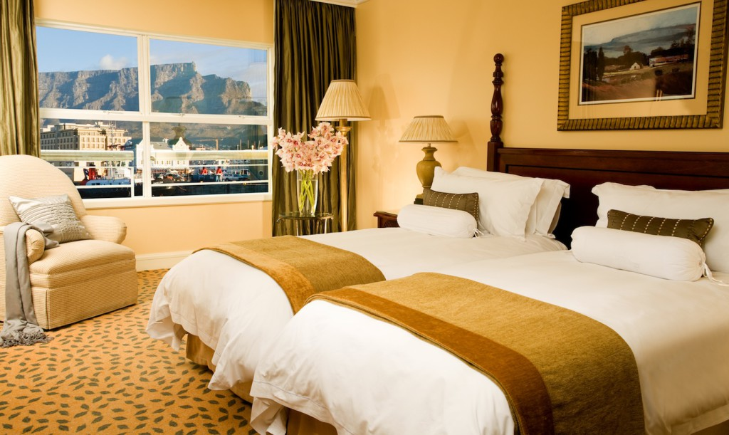 The Table Bay Hotel, a Bedroom