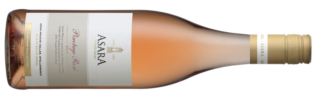 Asara Vineyard Collection Pinotage Rose 2014