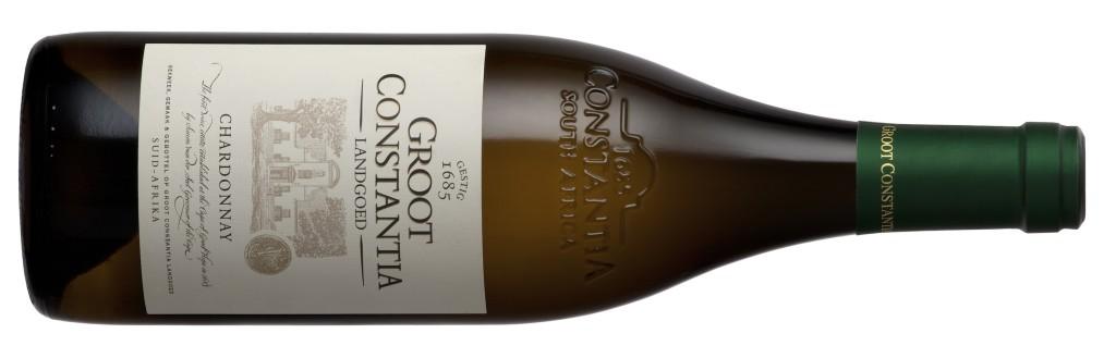 Groot Constantia Chardonnay 2014