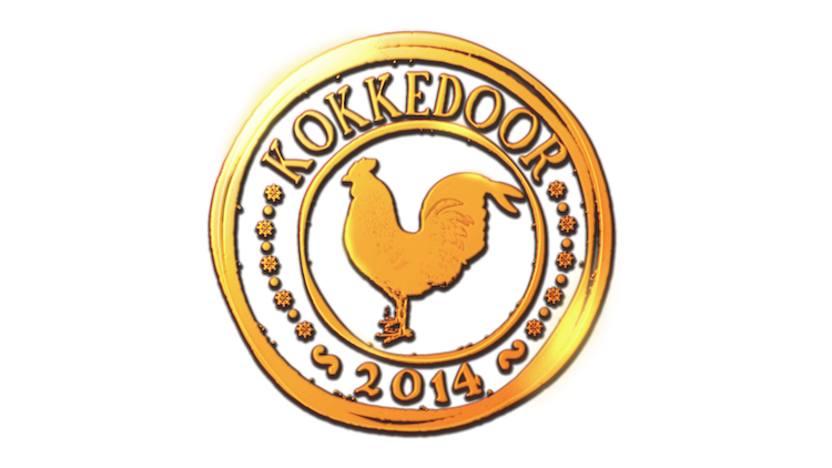 kokkedoor goud copy