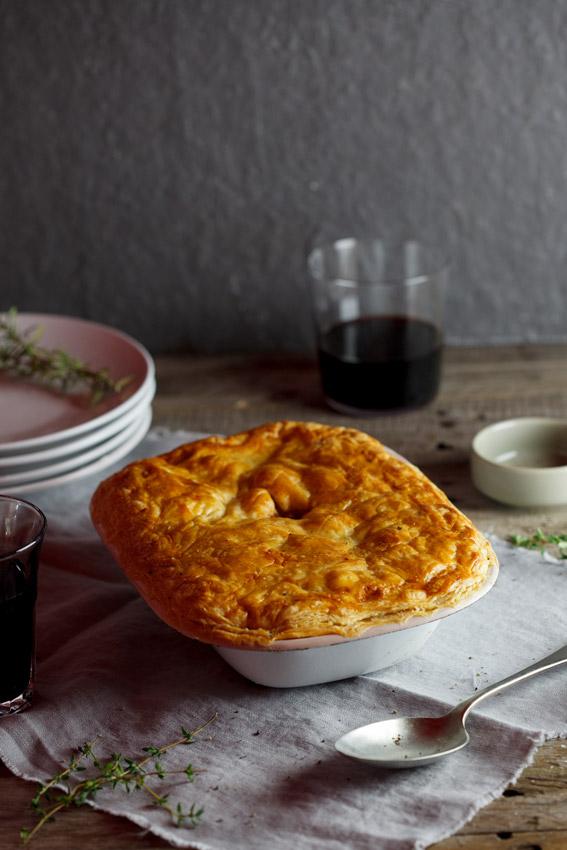 Alida Ryder's Lamb Shank Pie