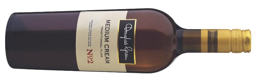 Douglas Green Medium Cream Traditional Flor No 2