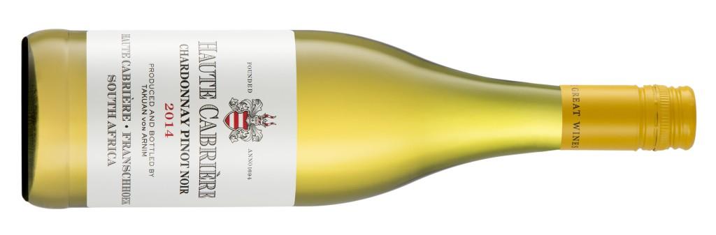 Haute Cabrière Chardonnay Pinot Noir 2014
