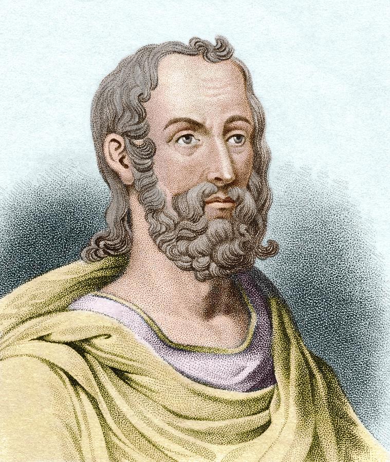 Pliny the Elder Roman philosopher
