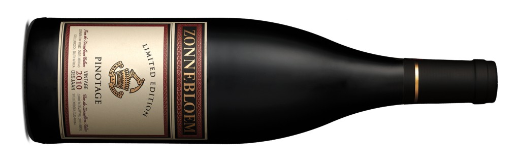 Zonnebloem Limited Edition Pinotage 2010