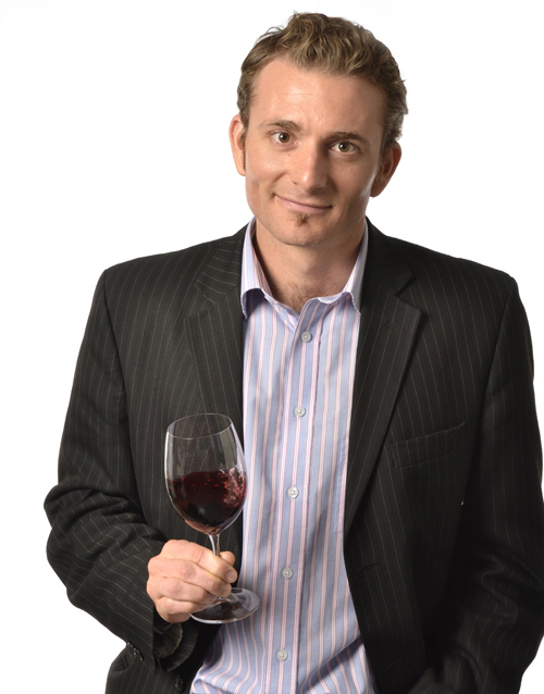 Roland Peens, Director The Wine Cellar