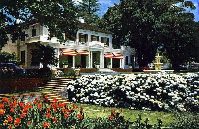 1968 - Cape Town Vintage Photos - Vineyard Hotel