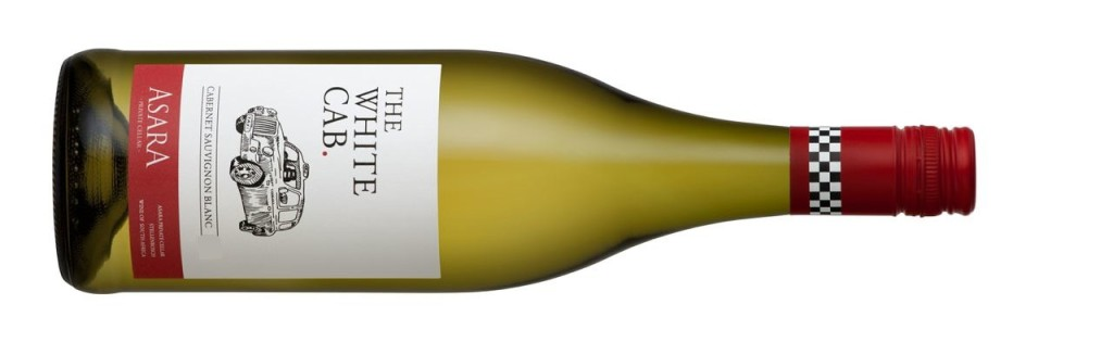 Asara The White Cab 2013 a Cabernet Sauvignon Blanc