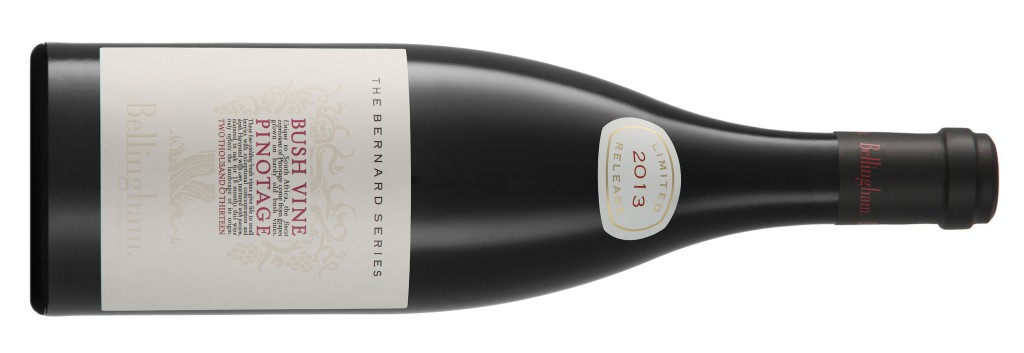Bellingham The Bernard Series Bush Vine Pinotage 2013