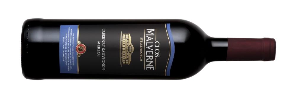 Clos Malverne Cabernet Sauvignon Merlot 2012