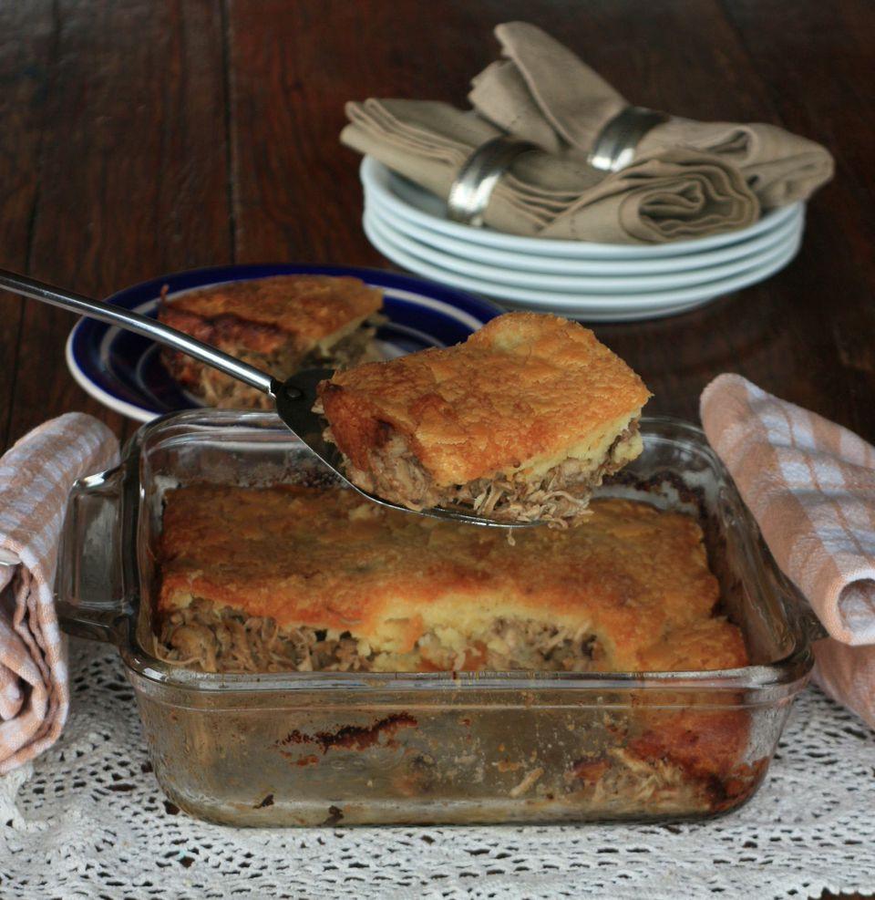 Dine van Zyl's Fisant Pie