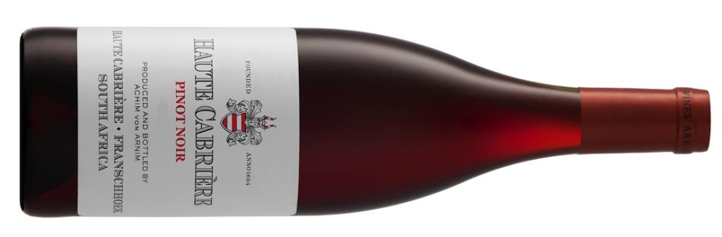 Haute Cabrière Pinot Noir 2011