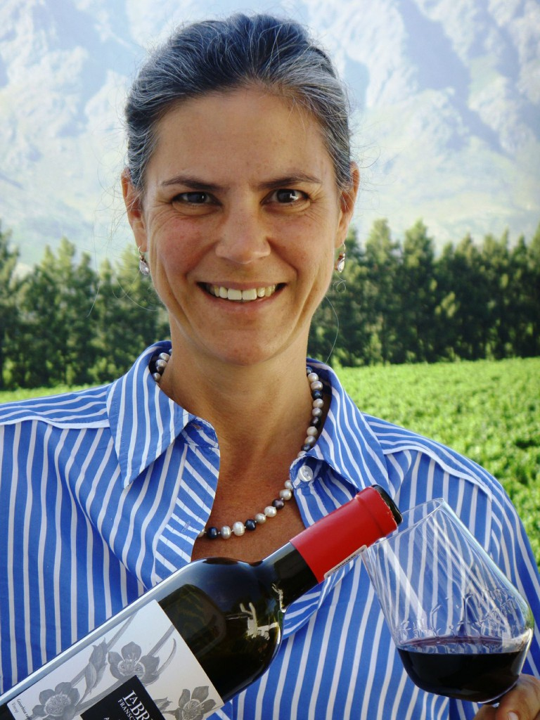 Irene Waller General Manager and Winemaker