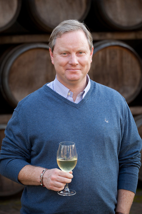Kleine Zalze Cellarmaster Alastair Rimmer