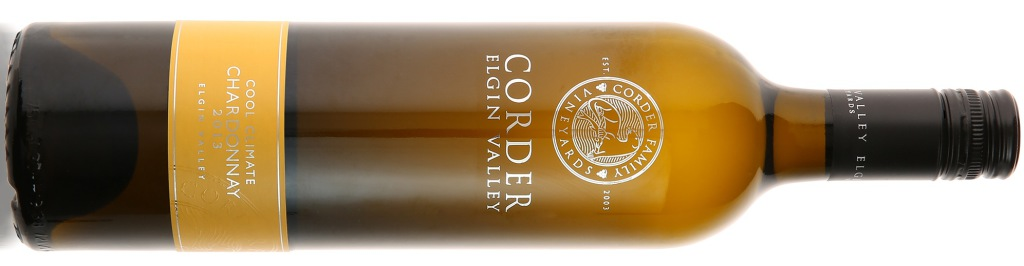 Corder Elgin Valley Cool Climate Chardonnay 2013