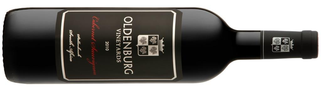 Oldenburg Vineyards  Cabernet Sauvignon 2010