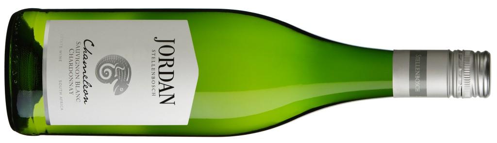 Jordan Chameleon Sauvignon Blanc Chardonnay 2013 Novare SA Terroir Wine Awards Top White Blend 2014 SA Terroir Wine Estate and for the Top White Blend Novare SA Terroir Wine Top White Blend