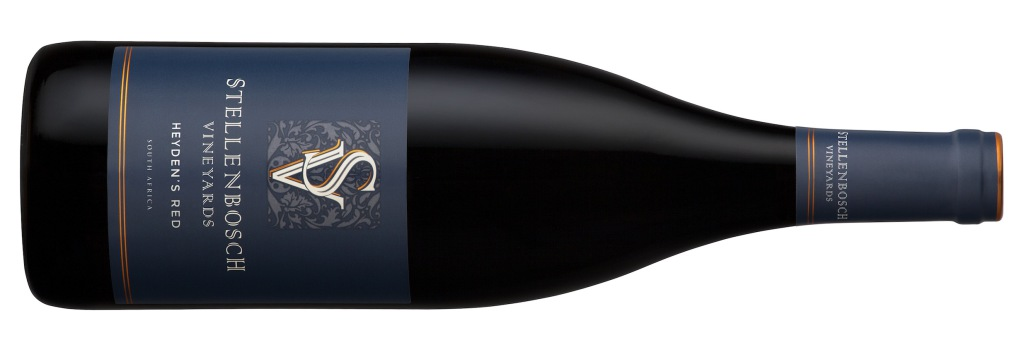 Stellenbosch Vineyards Heyden's Red 2011