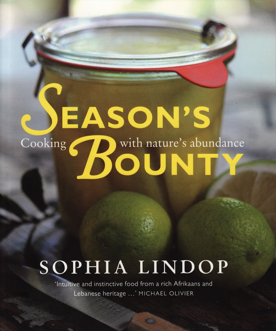 Season's Bounty by Sophia Lindop published by BookStorm