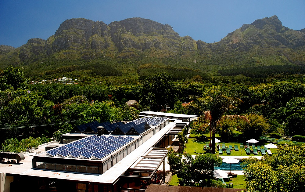 The Vineyard Hotel Solar System