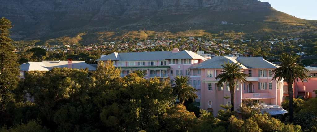 Belmond Mount Nelson Hotel Iconic Cape Town Hotel affectionately known as The Nellie