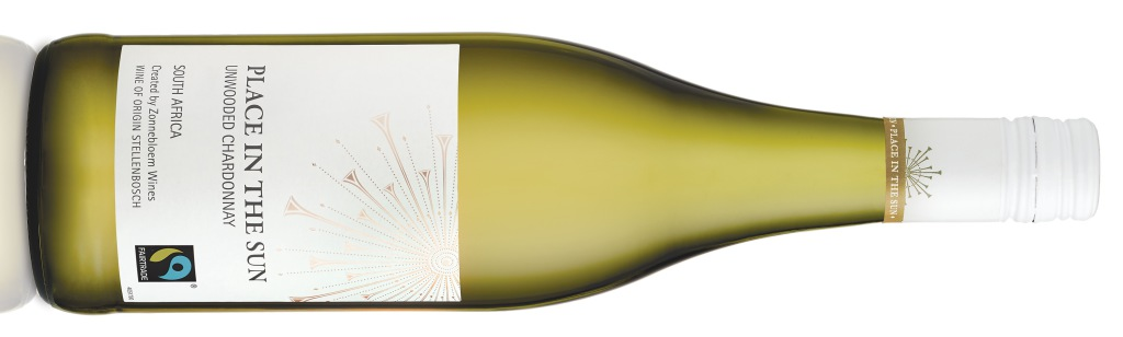 Place in the Sun Unwooded Chardonnay 2013