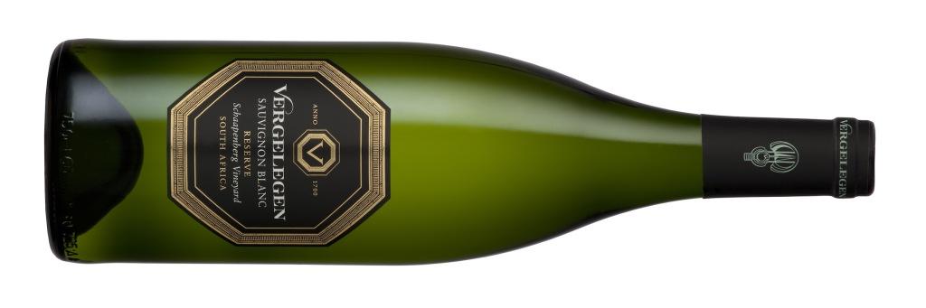 Vergelegen Reserve Sauvignon Blanc Schaapenberg Vineyards 2014